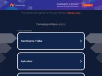Slika naslovnice sjedišta: TommyVideo (http://www.tommyvideo.com)