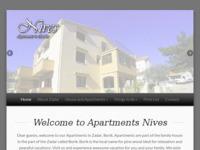 Slika naslovnice sjedišta: Apartmani Nives Zadar (http://www.zadar-borik.com)