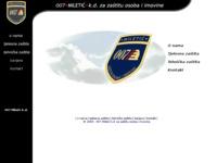 Slika naslovnice sjedišta: 007 Miletić k.d. (http://www.007miletic.hr)