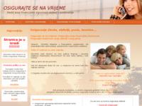 Slika naslovnice sjedišta: Osiguranje (http://www.osiguranje.savjetnik.com)