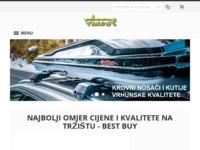 Slika naslovnice sjedišta: Vindor d.o.o (http://www.vindor.hr)