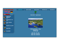 Frontpage screenshot for site: Otok Rab (http://www.otokrab.com)