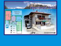 Frontpage screenshot for site: Apartmani Oršić u Vrbniku na otoku Krku (http://www.vrbnik.net/apartmani-orsic/)
