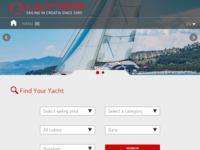 Slika naslovnice sjedišta: Ultra Sailing - yacht charter flota - najam jedrilica Hrvatska (http://www.ultra-sailing.hr/)