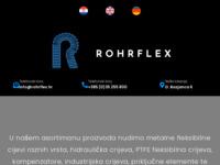 Slika naslovnice sjedišta: Rohrflex, Slavonski Brod, proizvodnja savitljivih cijevi (http://www.rohrflex.hr/)