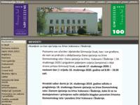Slika naslovnice sjedišta: Gimnazija Sisak (http://www.gimnazijasisak.hr/)