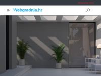 Slika naslovnice sjedišta: Portal za graditeljstvo - webgradnja.hr (http://www.webgradnja.hr/)