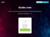 Frontpage screenshot for site: Kozar (http://kozar.dzaba.com)