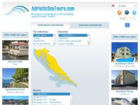 Frontpage screenshot for site: AdriaticSeaTours (http://www.adriaticseatours.com/)