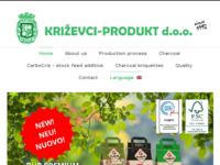 Slika naslovnice sjedišta: Križevci produkt (http://www.krizevci-produkt.hr)