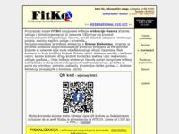 Frontpage screenshot for site: Fitko - Evidencija članova kluba (http://fitko.inter-biz.hr/)