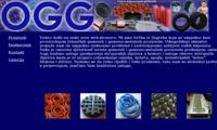 Slika naslovnice sjedišta: Ogg d.o.o. Izrada gumenih proizvoda (http://www.ogg.hr)