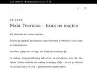 Slika naslovnice sjedišta: Mala tvornica - proizvodni obrt (http://www.malatvornica.hr)