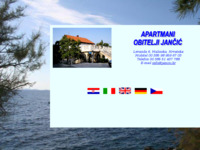 Frontpage screenshot for site: (http://www.jancic.hr/)