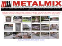 Slika naslovnice sjedišta: Metalmix (http://free-kr.htnet.hr/metalmix/)