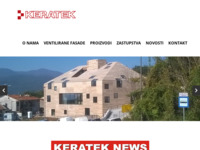 Slika naslovnice sjedišta: Keratek (http://www.keratek.hr)