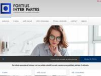 Slika naslovnice sjedišta: Fortius d.o.o. (http://www.fortius.hr/)