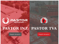 Frontpage screenshot for site: Pastor vatrogasni aparati - servis (http://www.pastor-group.com)
