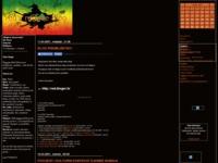 Frontpage screenshot for site: Red's Reggae Blog (http://redblog.blog.hr/)