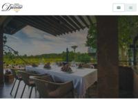 Frontpage screenshot for site: Hotel Dunav, Ilok (http://www.hoteldunavilok.com)