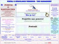 Slika naslovnice sjedišta: Upravljanje vremenom (http://www.portalalfa.com/time)