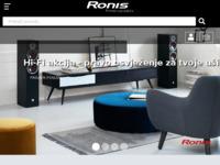 Slika naslovnice sjedišta: Ronis audio - video tehnika (http://www.ronis.hr)