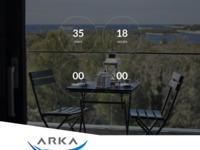 Frontpage screenshot for site: ARKA agencija za organizacija vjenčanja (1996) (http://www.arka.hr/)