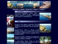 Slika naslovnice sjedišta: Apartmani obitelji Derdić (http://www.stodalje.hr/apartmani/)