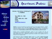 Slika naslovnice sjedišta: Apartmani Žaknić, Vodice (http://free-zg.htnet.hr/ap-Zaknic/)