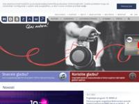 Frontpage screenshot for site: Hrvatsko društvo skladatelja - Zaštita autorskih muzičkih prava (http://www.zamp.hr/)