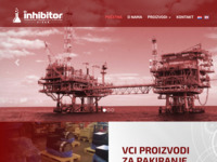 Slika naslovnice sjedišta: Total Corosion Protection - Inhibitor (http://www.inhibitor.hr)