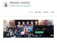 Slika naslovnice sjedišta: Pikado savez Brodsko-posavske županije (http://www.pikado.hr)