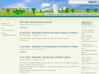Slika naslovnice sjedišta: Humkom d.o.o. (http://www.humkom.hr/)