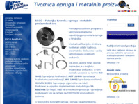 Frontpage screenshot for site: Esco d.o.o. (http://www.esco.hr/)