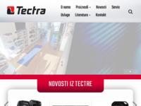 Slika naslovnice sjedišta: Tectra mjerna i ispitna tehnika (http://www.tectra.hr)