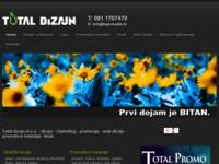 Slika naslovnice sjedišta: Grafički dizajn i priprema (http://www.totaldizajn.hr)