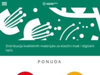Slika naslovnice sjedišta: Igepa plana (http://www.igepa-plana.hr)