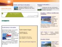 Frontpage screenshot for site: Yachtcharter (http://www.kroatien-links.de/segeln-yachtcharter-kroatien01.htm)