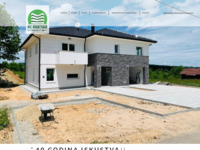 Frontpage screenshot for site: M.F. Građevinar d.o.o.- za graditeljstvo i trgovinu (http://www.mf-gradevinar.hr/)