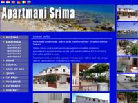 Slika naslovnice sjedišta: Apartmani Srima (http://www.apartmani-srima.com/)