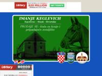 Slika naslovnice sjedišta: Prodaja dijela imanja u Topolovcu kraj Siska (http://topolovac.tripod.com/)