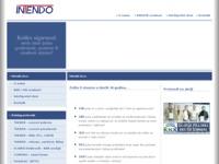 Slika naslovnice sjedišta: Intendo d.o.o. (http://www.intendo-doo.hr)