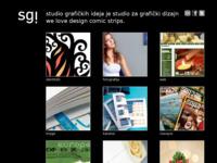 Slika naslovnice sjedišta: Studio grafičkih ideja (http://www.sgi.hr)