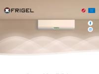 Frontpage screenshot for site: Frigel d.o.o. (http://www.frigel.hr/)