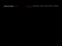 Slika naslovnice sjedišta: Jelena Rozga (http://www.jelenarozga.com/)