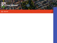 Slika naslovnice sjedišta: Grad Bjelovar - sluzbene WEB stranice (http://www.bjelovar.hr)