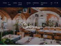 Frontpage screenshot for site: Restaurant-Kavana Boban (http://www.boban.hr)