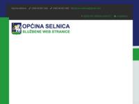 Slika naslovnice sjedišta: Općina Selnica (http://www.selnica.hr)