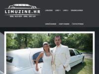 Slika naslovnice sjedišta: Limuzina Servis (http://www.limuzine.hr/)