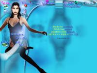 Frontpage screenshot for site: Nikki the girl (http://ninanin.tripod.com)